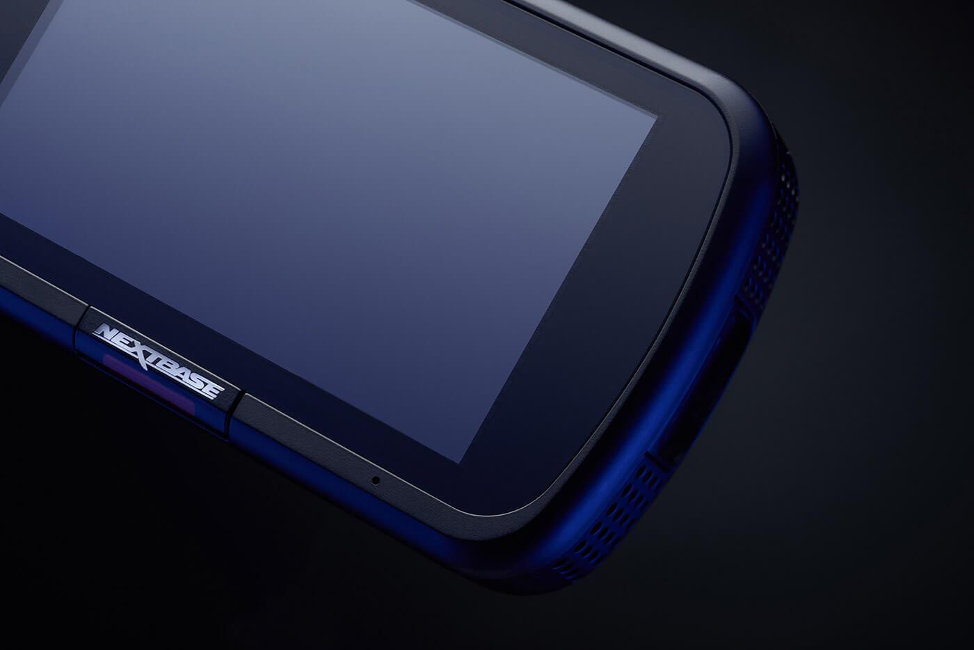 Touchscreen Dashcam
