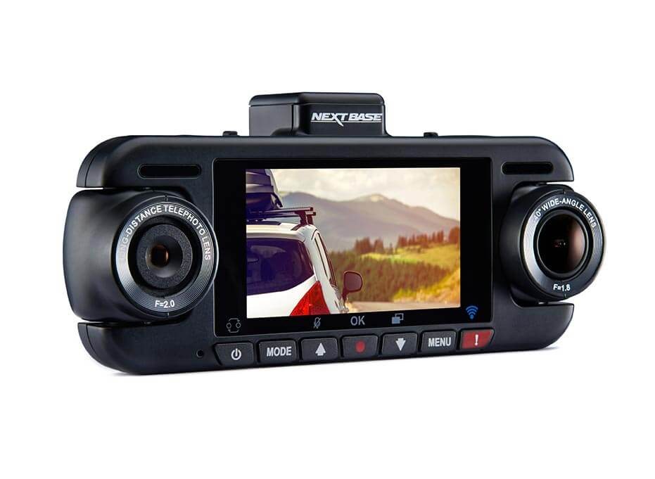 nextbase duo hd front and rear hd dash cam nextbase. Black Bedroom Furniture Sets. Home Design Ideas