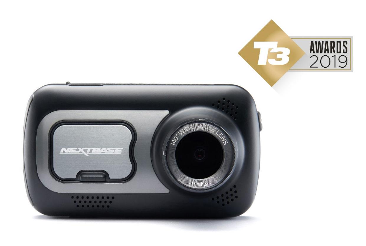 Best Dash Cam 2019 Usa 522GW wins T3 Award for Best Dash Cam 2019 | Nextbase US